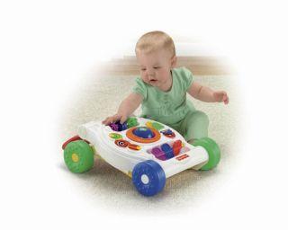 Fisher Price Infant Bright Beginings Kids Activity Walker