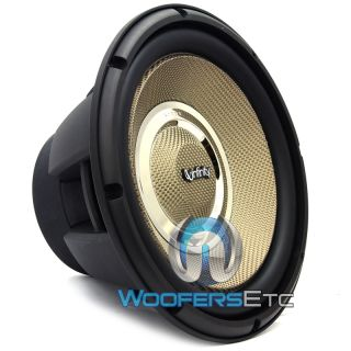 120 9W INFINITY SUB 12 KAPPA LOUD 1400W BASS PRO SUBWOOFER SPEAKER NEW