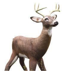 October Buck Inflatable Deer Tinks Hunting Decoy Compact Light