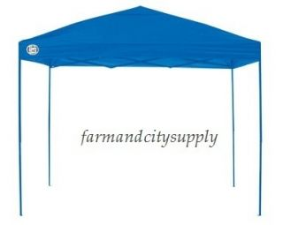 Shade Tech 143383 Instant Canopy Tent Shelter 10x10 Fits 8 12 People