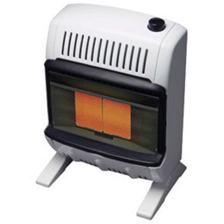 Mr Heater MHVFR10LP Vent Free Infrared Propane Gas Heater