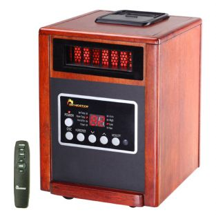 Dr Heater Dr 998 Elite Quartz PTC Infrared Heater Humidifier