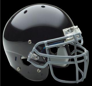 Schutt Proair II Football Helmet Flat Black