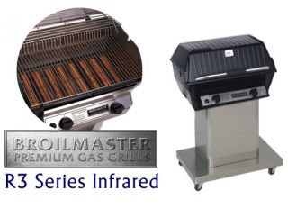 Broilmaster Infrared R3 Series Propane Gas Grill