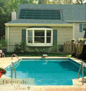 320SF Solar Panels 20 x 40 Inground Pool Sun Heater Complete Kit