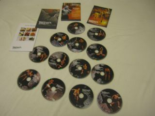 Insanity Workout 13 DVD Set w Everything