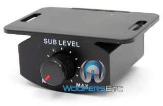 Inf REM Amp Remote Bass Subwoofer Control for Infinity Reference
