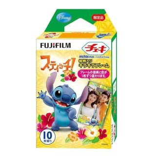 FUJIFILM Instax Mini Camera Instant Film 7s 25 50s Lilo & Stitch (10