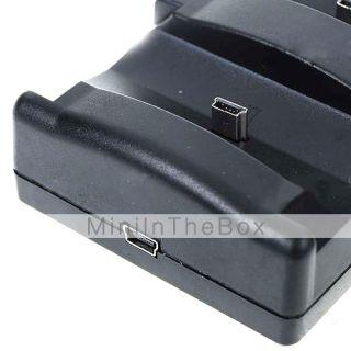 EUR € 19.36   controlador de doble cuna de carga USB / Dock para PS3