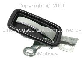 Mercedes W123 Inside Interior Door Lock Handle Right