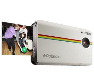 Z2300 10MP Digital Instant Print Camera Kit White New USA