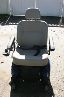 Invacare Pronto M91 with Sure Step Motorized Wheelchair