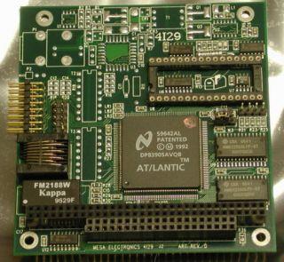 Mesa Electronics PC104 PC 104 Network Interface Card
