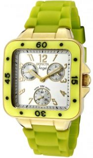 Invicta 1295 Angel Jellyfish Quartz Poly Strap Womens Watch