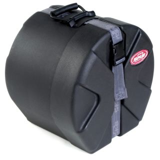D0810 ROTO MOLDED PADDED INSTRUMENT CASE FOR 8 X 10 TOM DRUM 1SKBD0810