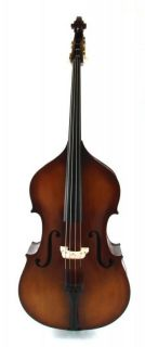 Frankfurt Upright String Bass 3 4 Size by Vienna String