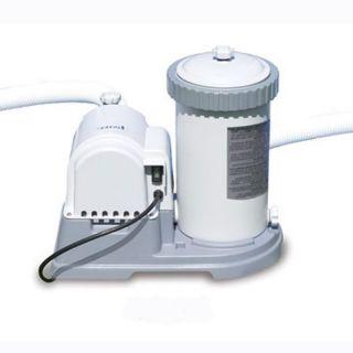 Intex Krystal Clear 2500 GPH Gallon Easy Set Swimming Pool Filter Pump