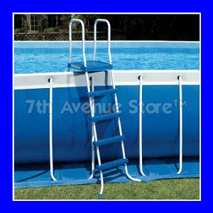 Intex 52 Step Ladder for Above Ground Swimming Pools