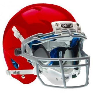 Adult Large Red Cardinal Schutt ion 4D Helmet