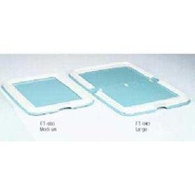 Iris USA Training Pad Holder Tray Large Up to 23 5 X