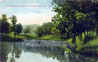 Photo 1905 South Park Des Moines Iowa Lake Elizabeth