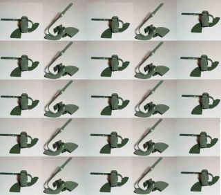 to 1 Push in Trim Molding Moulding Trim Clips 12 Clips