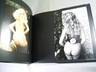 Irina Ionesco Art Photo Book The Eros of Baroque