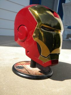 Iron Man Mark III 1 1 Wearable Replica Prop Helmet Windlass Studios