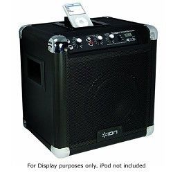 Ion Audio Tailgater Portable PA System for iPod Am FM