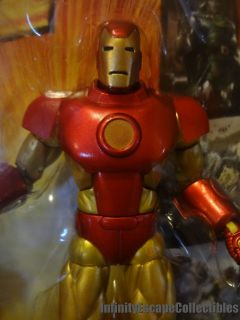 Marvel Legends 2012 Epic Heroes Series 3 Neo Classic Iron Man