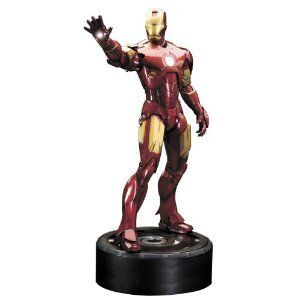 Iron Man 2 ARTFX Iron Man Mark IV 1 6 Figure Kotobukiya