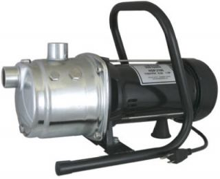 WALLING / STAR WATER HSPJ100 1 HP PORT LAWN SPRINKLER IRRIGATION PUMP