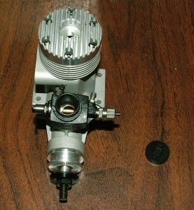Irvine 61 Nitro Glow RC Model Aircraft Engine