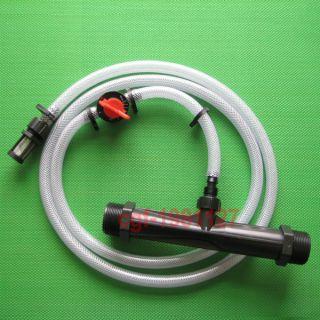 Irrigation Device Venturi Fertilizer Injector Kit Switch Water