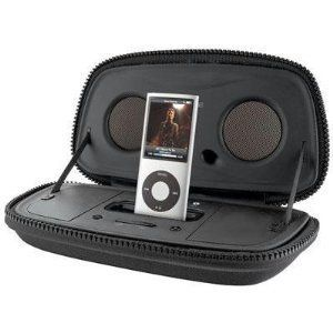 iHome IP29 Portable Speaker Case for iPod and iPhone
