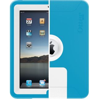 New Otterbox Defender Case Apple iPad 1st Gen Aqua Blue