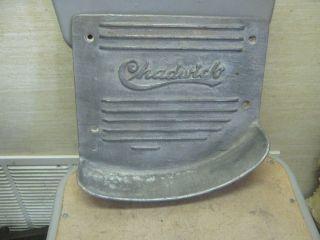Vintage Chadwick 300 Golf Cart BMW Isetta Microcar ESY at Bag Storage