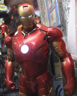 Iron Man Mark III 1 2 Scale Sideshow Collectibles Statue