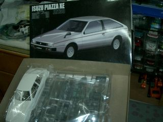 Isuzu Impulse Holden Piazza 1 24 Model Kit Fujimi