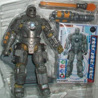 Marvel Universe Mark I 1 Iron Man 2 Movie Series 3 75 Action Figure