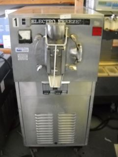 Emery Thompson ft 1 Batch Freezer Ice Cream Italian Ice Machine