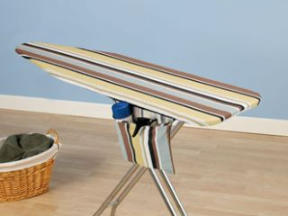 Whitney New York Stripe Ironing Board Cover No Pad