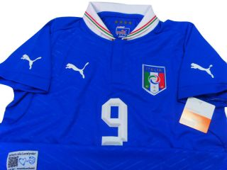 New Official 2012 13 Italy Soccer Jersey Euro Home s M L XL Available