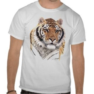 THE SIBERIAN TIGER PRINT SHIRT