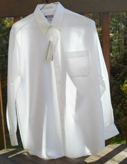 Classic Sterling Collection Show Riding Mens Shirt Sz LRG White