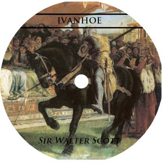 Ivanhoe Audiobook CD