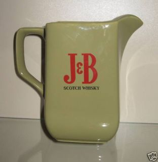 Scotch Whisky Water Jug Whisky Pitcher Wade Used