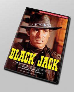 Black Jack Robert Woods Brutal Spaghetti Western English 1968
