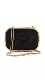 Overture Judith Leiber Quilted Rectangle Clutch