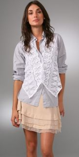 Only Hearts Victorian Lace Vest